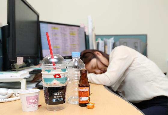 일 중독 한국 젊은 층의의 슬픈 자화상 '번아웃증후군' [고대구로병원]