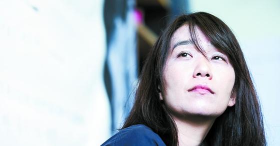 소설가 한강. 박종근 기자
