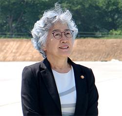 박은정 국민권익위원장