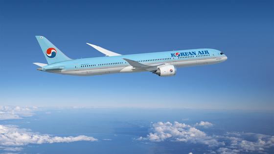 보잉 787-10 기종. [사진 대한항공]