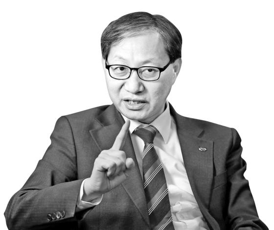 김성주 국민연금공단 이사장.[중앙포토]
