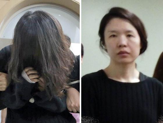 전남편을 살해한 뒤 시신을 유기한 혐의로 구속된 고유정. [연합뉴스]