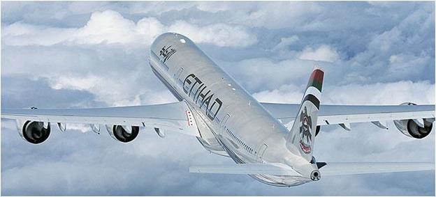 에티하드항공은 인천에서 아부다비를 거쳐 유럽으로 가는 환승객 유치에 열을 올리고 있다. [중앙포토]