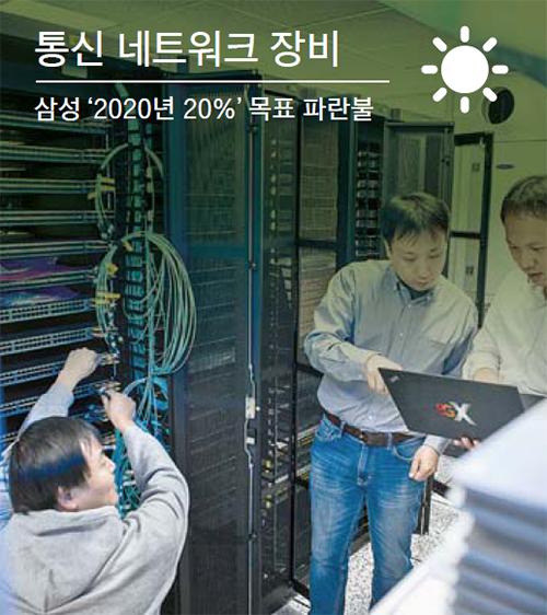 통신 네트워크 장