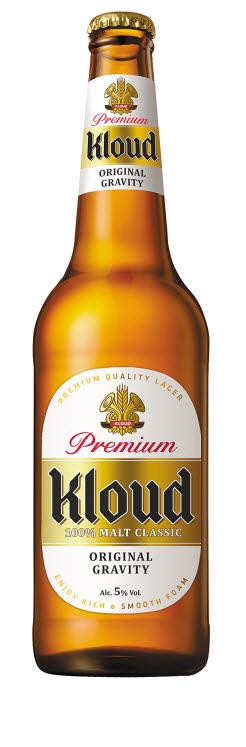 '클라우드'는 프리미엄급 맥주들이 채택하고 있는 '오리지널 그래비티 공법'을 적용해 맥주 본연의 깊고 풍부한 맛을 살렸다. [사진 롯데주류]