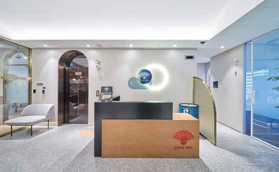동화약품이 지난 5월 서울시 중구의 공유오피스로 본사를 이전했다./사진:패스트파이브