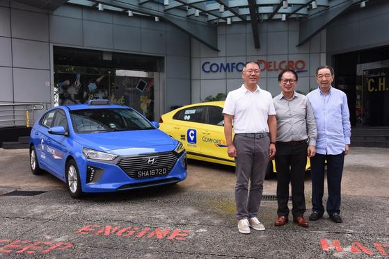 현대차, 동남아 모빌리티 사업 가속화...싱가포르에 택시 2000대 공급