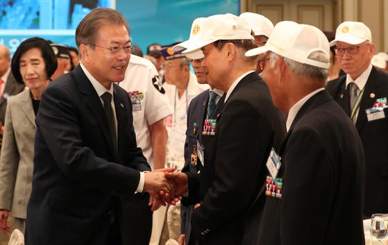 文 6·25, 北 침략 이겨내고 대한민국의 정체성 지켰다