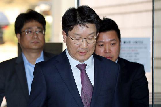 [속보] 강원랜드 채용비리 권성동 의원 1심 무죄