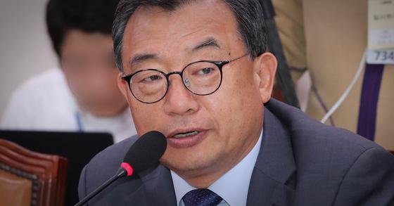 이정현 무소속 의원. [연합뉴스]