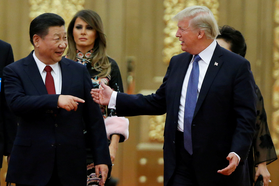 G20 오사카 담판 앞둔 중국의 기선잡기 홍콩 거론 용납 불가