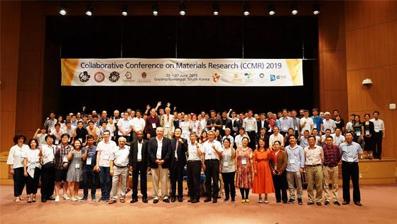 광운대학교가 주관한 국제 재료 학술대회 2019 Collaborative Conference on Materials Research (CCMR)가 2019년 6월 3일부터 7일까지 경기도 고양시 KINTEX에서 성공적으로 개최되었다.