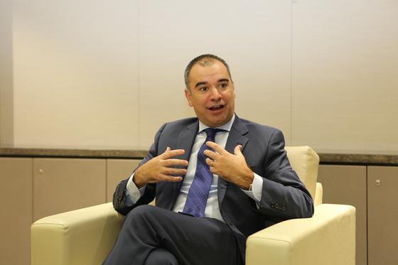 루이스 베루가 글로벌X CEO. [사진 미래에셋자산운용]