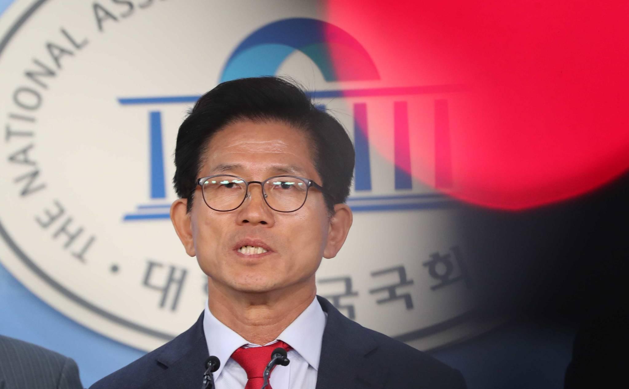 김문수 전 경기도지사. [중앙포토]