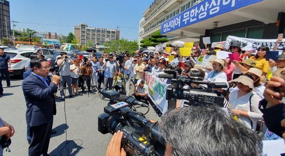 정헌율 익산시장 다문화 자녀 예쁜데 잘못 지도하면 폭동