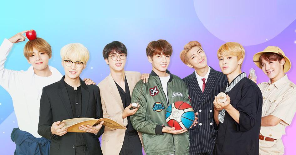 Photo from BTS World website