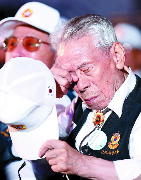 6·25전쟁 69주년, 마르지 않은 눈물