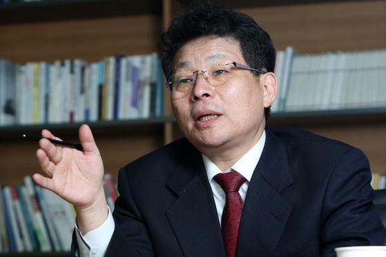 차명진 전 자유한국당의원[조문규 기자]