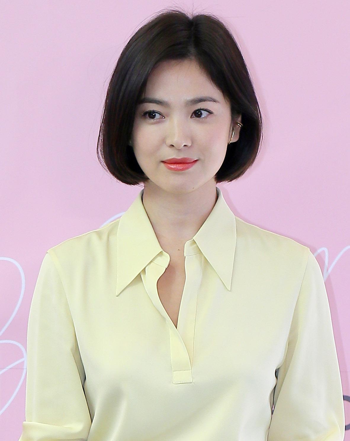 배우 송혜교. [일간스포츠]