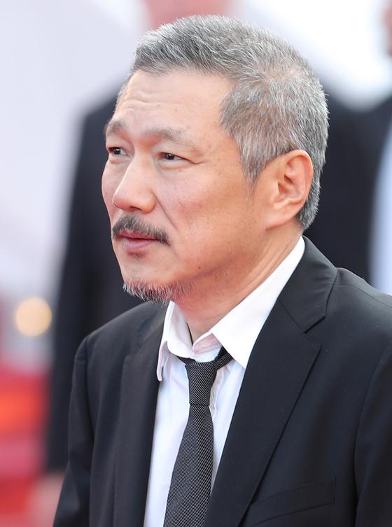 영화감독 홍상수. [중앙포토]