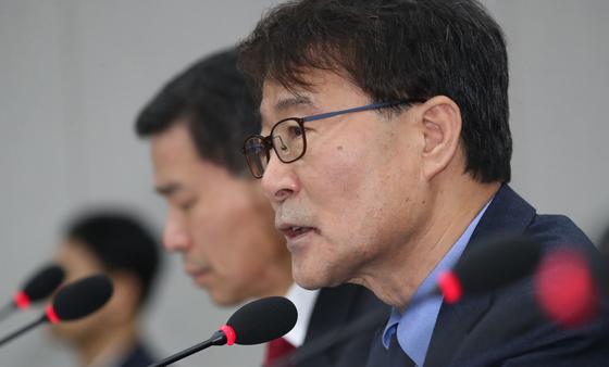 장하성 주중 한국대사가 104억여원의 재산을 신고했다. [뉴스1]