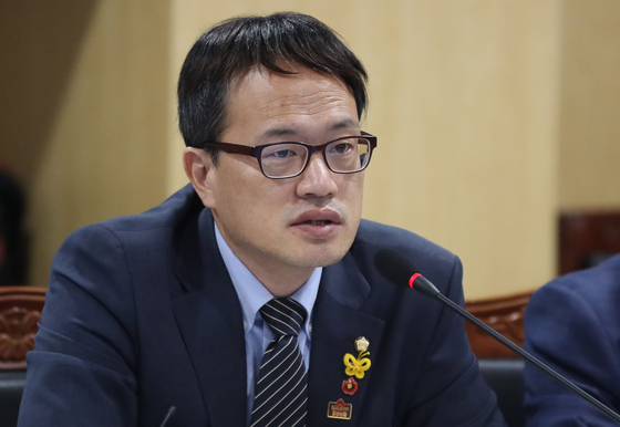 박주민 더불어민주당 최고위원. [연합뉴스]