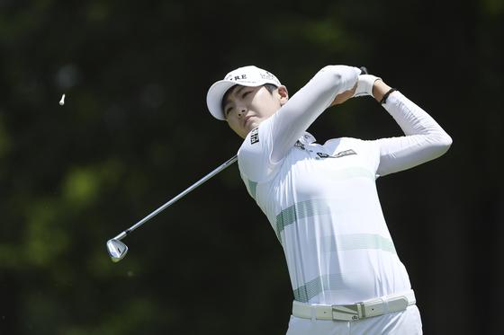 개인 네 번째 여자 골프 세계 1위에 오른 박성현. [AP=연합뉴스]