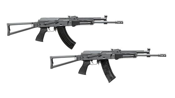 미국의 총기 제조사인 라이플다이내믹스의 AK-47 개조형 RD 701. [사진 라이플다이내믹스]