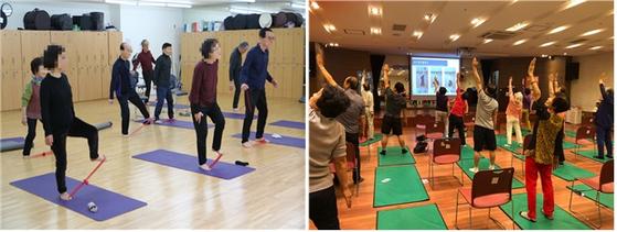 서울시는 이달 15일부터 10월 중순까지 12주간 60세 이상 노인 1000명을 대상으로 '치매예방 운동교실'을 운영한다. [서울시 제공]