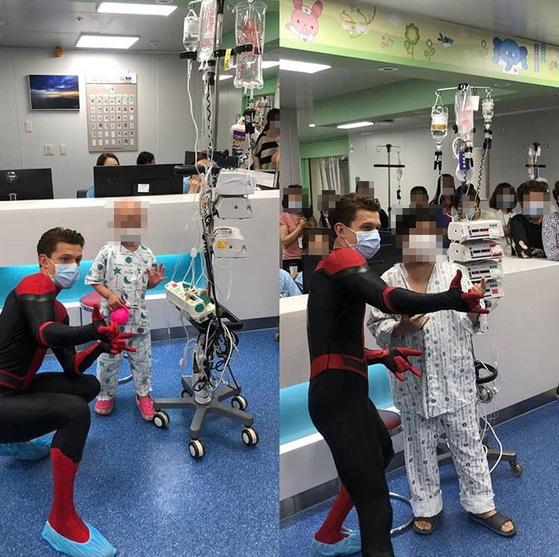 [사진 서울대병원 인스타그램 캡처]