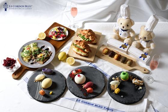 르 꼬르동 블루-숙명 아카데미, '학생 팝업 레스토랑' 오픈