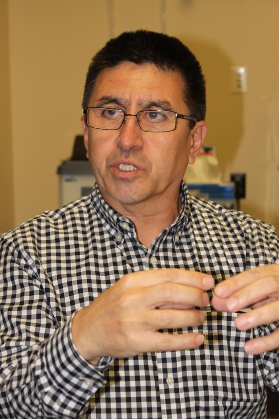 슈크라트 미탈리포프 오리건보건과학대 교수. 그의 연구의 최종 목적도 인간 배아에 대한 유전자 교정을 통해 유전질환을 치료하는 것이다. [중앙포토]