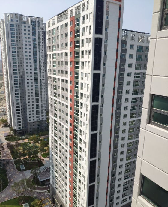 인천 송도에 전기료 반값인 36층 아파트 등장