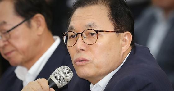 이채익 자유한국당 의원. [뉴스1]