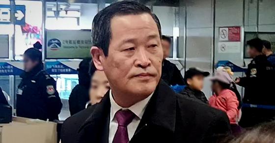 김성 유엔주재 북한대표부 대사. [연합뉴스]