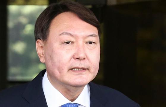 윤석열 검찰총장 후보자. 임현동 기자