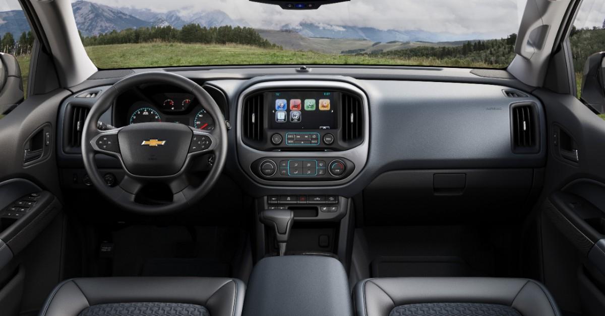 한국GM이 미국시장의 베스트셀링 픽업트럭 콜로라도를 8월 공식 출시한다. 쌍용차가 선점한 국내 픽업트럭 시장에서 선전할지 관심이 쏠린다. [사진 한국GM]
