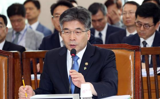 민갑룡 경찰청장. 변선구 기자