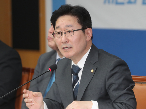 박범계 더불어민주당 의원 [뉴스1]