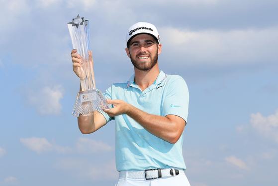 PGA 투어 3M오픈에서 우승한 매튜 울프. [AFP=연합뉴스]