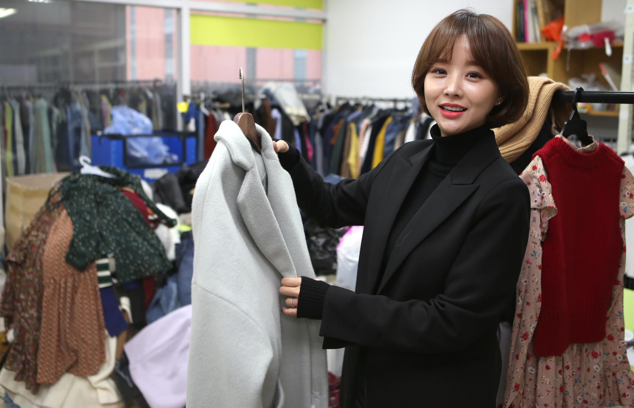 여성 쇼핑몰 '임블리'의 임지혜 전 상무. [중앙포토]