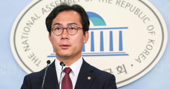 김영우 자유한국당 의원. 임현동 기자