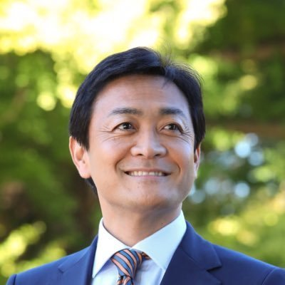 다마키 유이치로 일본 국민민주당 대표 [다마키 대표 트위터 캡쳐]