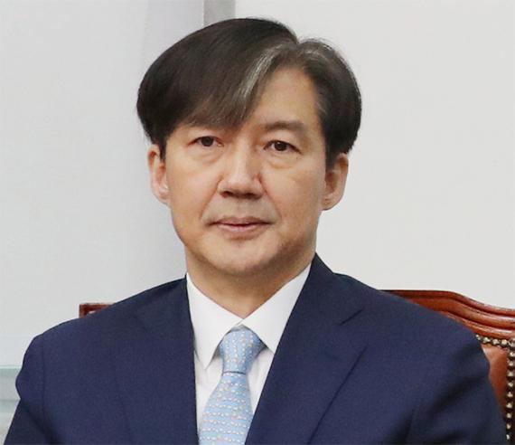 조국 청와대 민정수석. [연합뉴스]