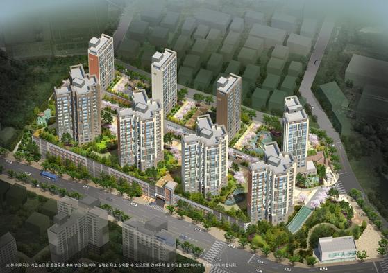서울 은평구에 3·6호선 역세권 아파트 120가구