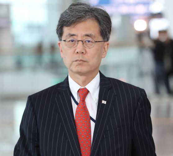 김현종 청와대 국가안보실 2차장. [연합뉴스]