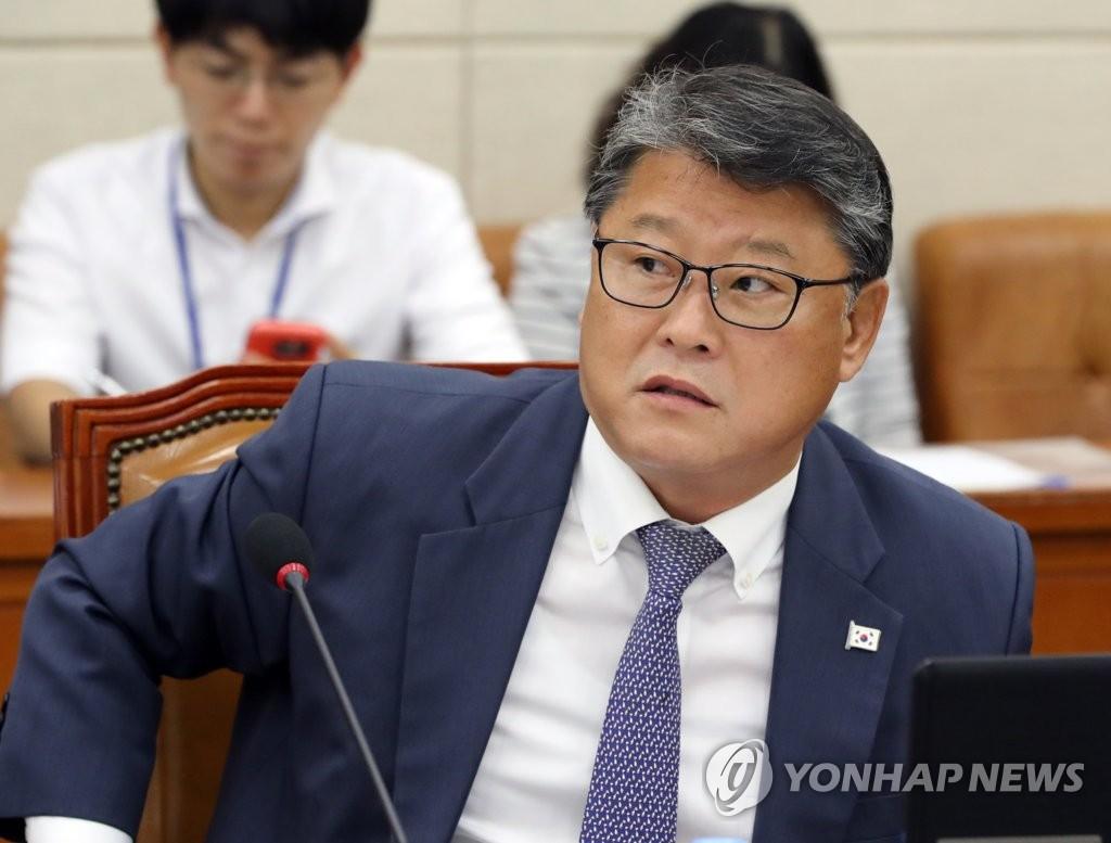우리공화당 조원진 공동대표. [연합뉴스]