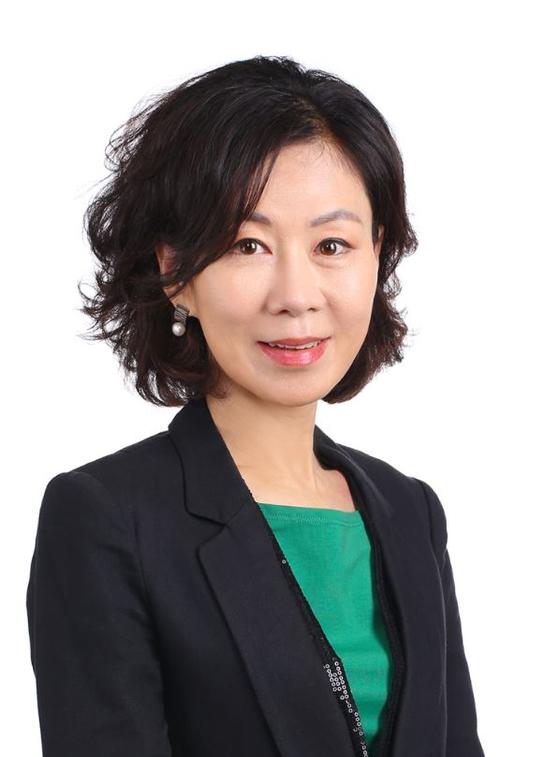 대외협력처장 박성미 교수.