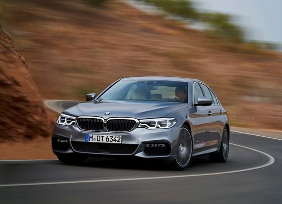 30대 중고차 소비자가 가장 많이 선택한 BMW 5시리즈. [사진 BMW그룹코리아]