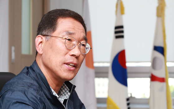 김주영 한국노총 위원장 [연합뉴스]